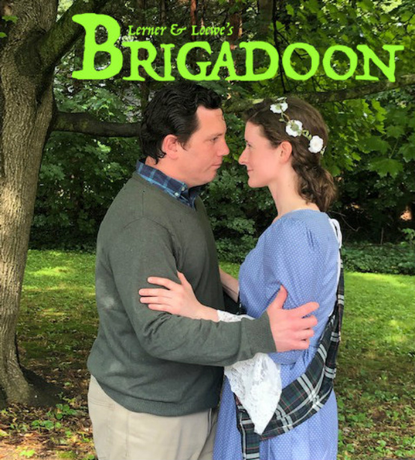 Photo Flash: First Look at The Cast Of Little Radical Theatrics' BRIGADOON in Costume