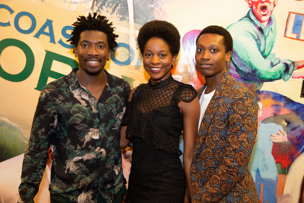 Photo Flash: THE ROLLING STONE Opens at Lincoln Center Theater