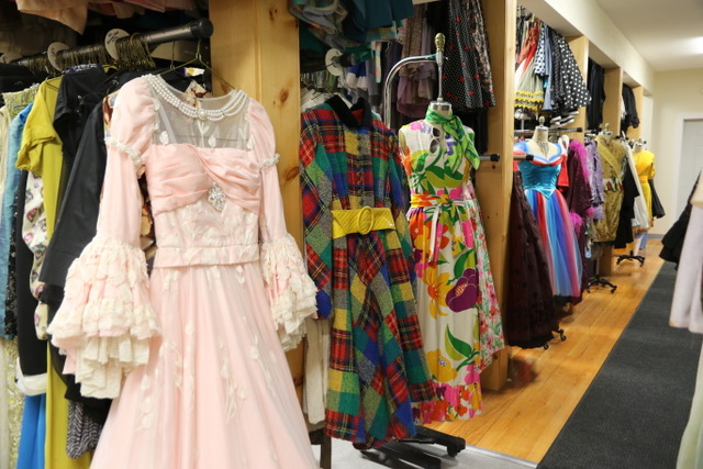 Stagedoor Manor Unveils New Massive, State-of-the-Art Costume Shop