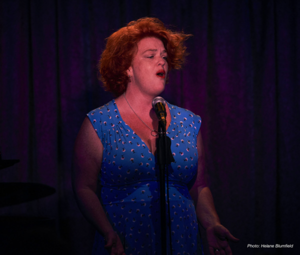 Photo Flash: Inside Meg Flather's SONGS~A Cabaret Sisterhood At Don't Tell Mama