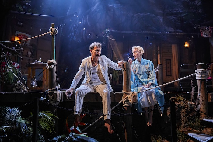 BWW Interview: Lia Williams Talks THE NIGHT OF THE IGUANA at Noel Coward Theatre