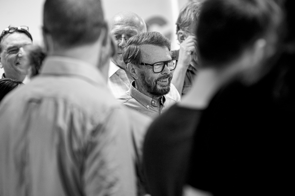 Bjorn Ulvaeus Photo