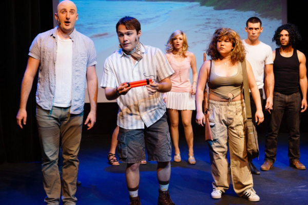 Photo Flash: First Look at LOST: The Musical at Whitefire Theatre (Sherman Oaks)