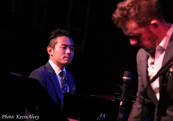 Takeshi Ohbayashi, Benny Benack III Photo