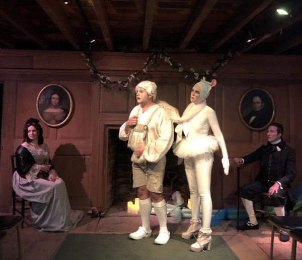 Photo Flash: First Look at INTO THE WOODS at Madison Lyric Stage