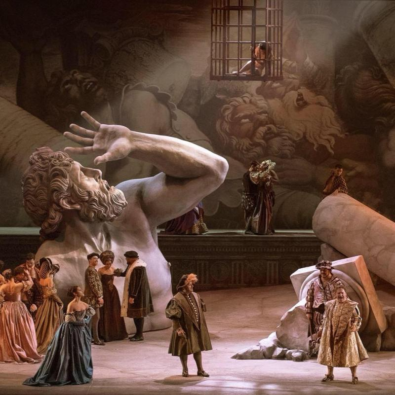 BWW Review: RIGOLETTO, Premieres in Sao Paulo Bringing as Subjects Harassment, Revenge, Curse and Power