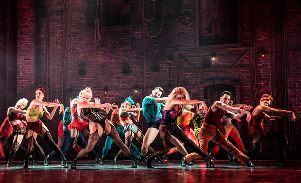 Photo Flash: Step Inside The World of MOULIN ROUGE! With These All New Production Photos