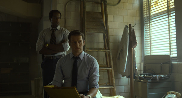Photo Flash: See Jonathan Groff in the First Look at Season Two of MINDHUNTER
