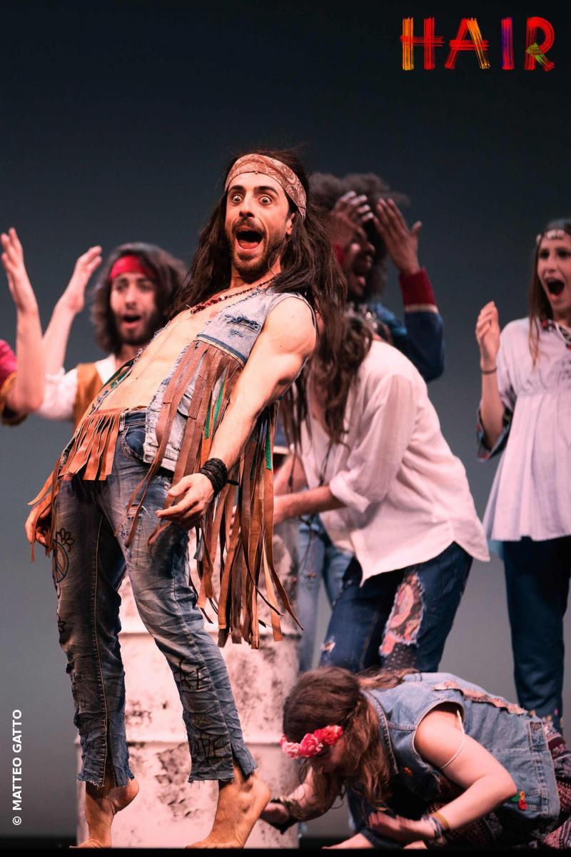 #BASTAGUERRA: MTS Entertainment, in collaborazione con Compagnia della Rancia, annuncia il cast di HAIR!