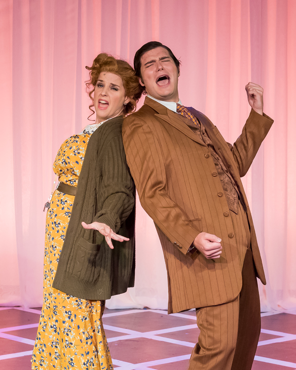 Photo Flash: First Look at TexARTS' ANNIE