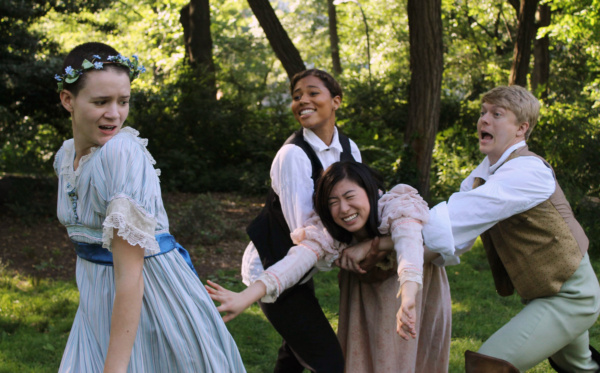Photo Flash: First Look At Hip To Hip Theatre's Production Of A MIDSUMMER NIGHT'S DREAM And RICHARD III