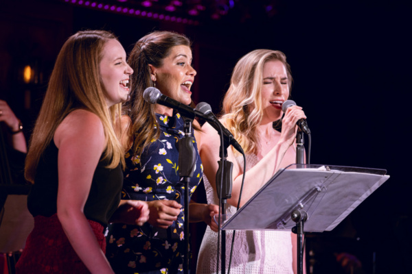 Photo Flash: Inside ALL TOGETHER NOW: BROADWAY'S BEST GROUP NUMBERS At Feinstein's/54 Below