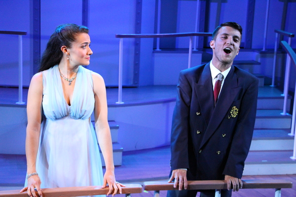Photo Flash: SummerStage at Leonia Celebrates 20th Season with Cole Porter's ANYTHING GOES