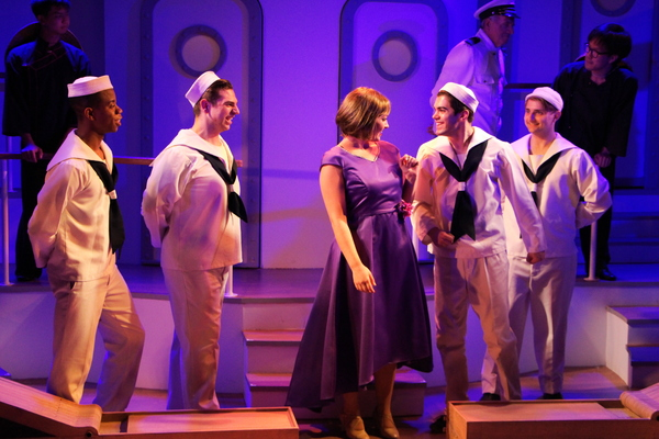 Photos: SummerStage at Leonia Celebrates 20th Season with Cole Porter's ANYTHING GOES