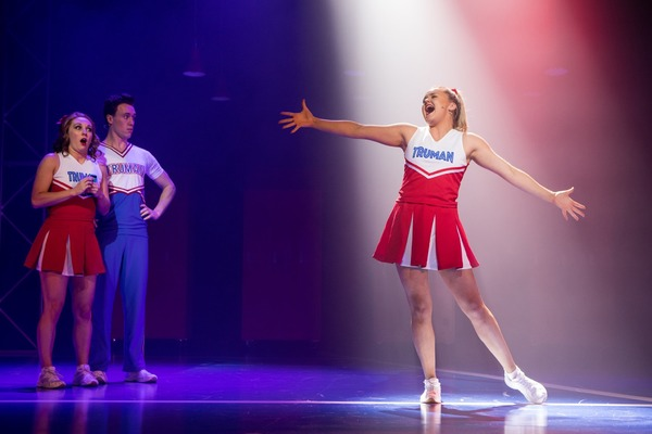 Photo Flash: Get A First Look At BRING IT ON The Musical at Athenaeum Theatre