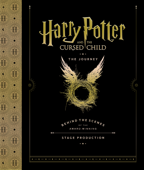 Photo Flash: Get a Peek Inside the HARRY POTTER AND THE CURSED CHILD Behind the Scenes Book