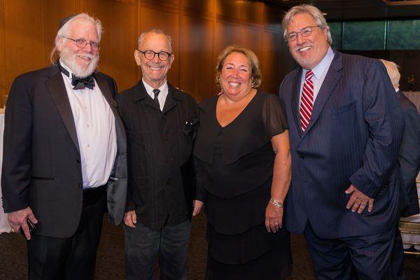 Photo Flash: National Yiddish Theatre Folksbiene Honors Joel Grey, Mark & Audrey Mlotek