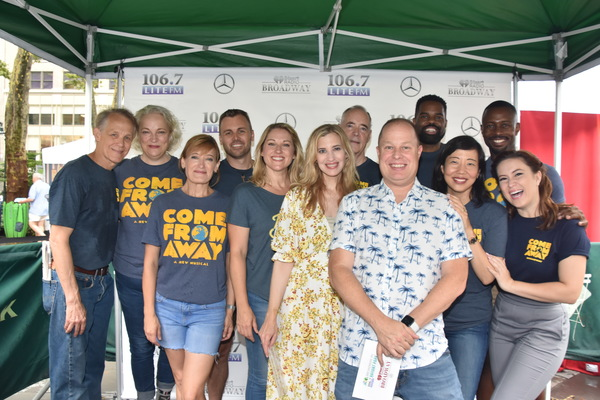 Jim Walton, Astrid Van Wieren, Tony LaPage, Petrina Bromley, Julie Reiber, John Jellisonm Pearl Sun, De'Lon Grant, Holly Ann Butler and Josh Breckenridge are joined by Christine Nagy and Paul Bryant (Cubby)