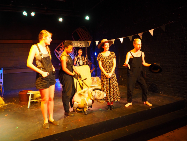 Photo Flash: CHARLOTTE'S WEB Receives Innovative New Production At Asheville Creative Arts