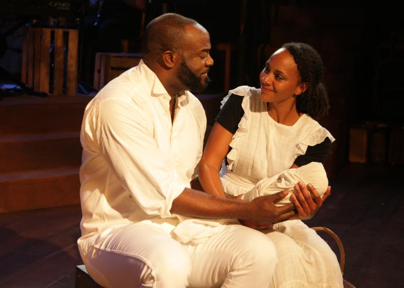 BWW Review: Chance Theater Offers Ambitious 'Intimate' Production of Still Timely Epic RAGTIME