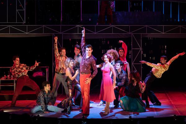 Photo Flash: The John W. Engeman Theater Presents SATURDAY NIGHT FEVER