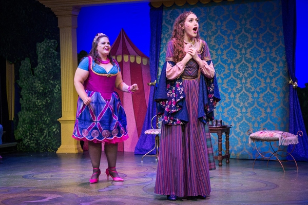 Photo Flash: Actor's Express Presents HEAD OVER HEELS