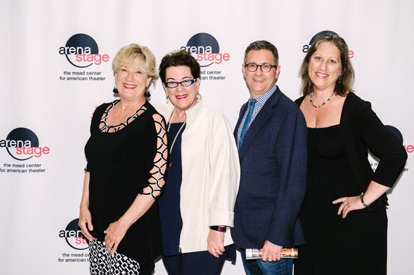 Jayne Atkinson, Molly Smith, Kevin Moriarty and Sarahbeth Grossman  Photo