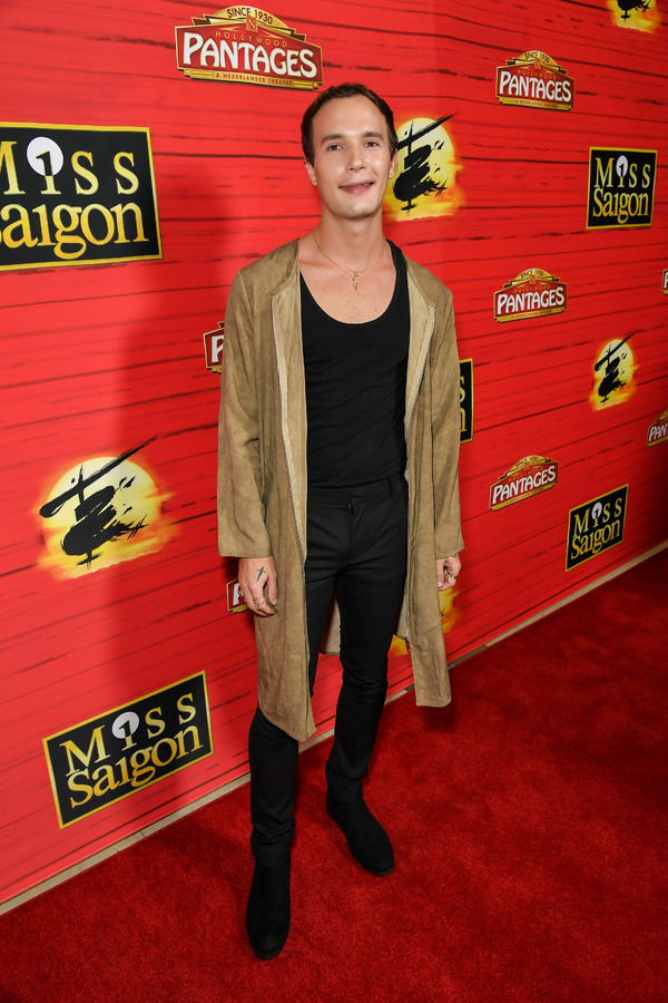 Photo Flash: The National Tour of MISS SAIGON Opens At The Hollywood Pantages