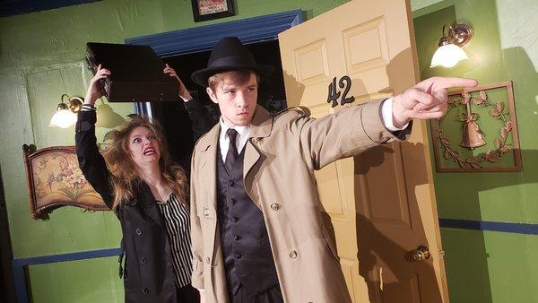 Photo Flash: FUNNY MONEY At Newport Playhouse