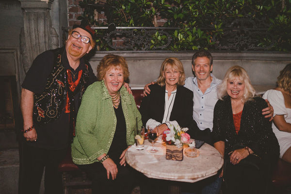 Geoffrey Mark, Tracy Weisert, Ilene Graff, Kevin Spirtas, Elaine Ballace Photo