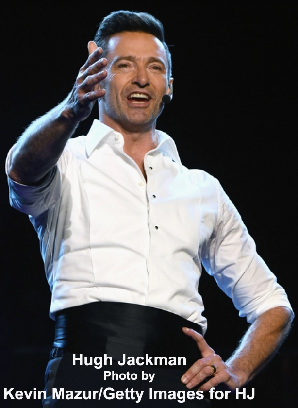 BWW Review: HUGH JACKMAN. THE MAN. Simply Sen.sa.tion.al At The Bowl!