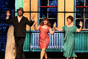 BWW Review: ANNIE at Urbandale Community Theatre:  This Production Will Leave You 'Fully Dressed' With A Smile