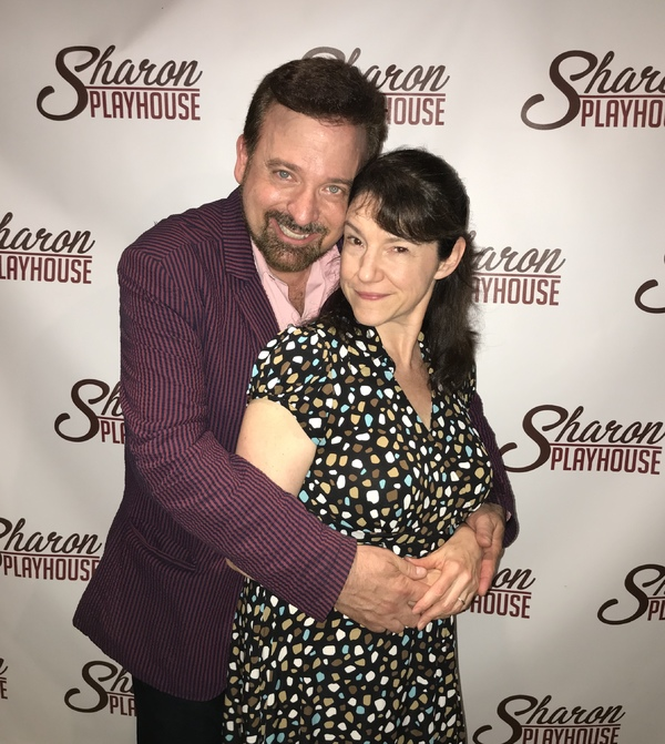 Alan Wager and Paula Schaffer Photo