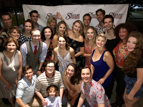 Photo Flash: Inside Opening Night of BEAUTY AND THE BEAST at Sharon Playhouse