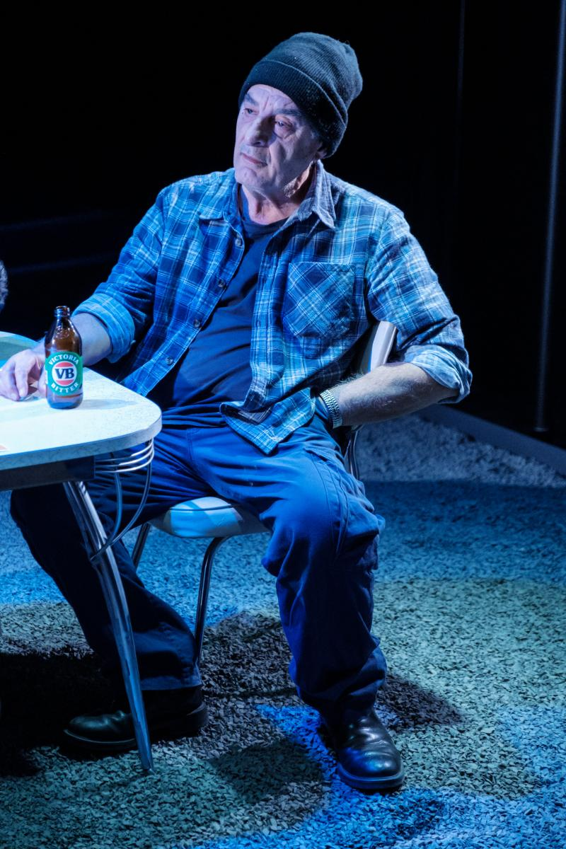BWW REVIEW: The Honest, Humorous and Heartbreaking World Premiere of OMAR AND DAWN Explores A Side Of Society Rarely Examined
