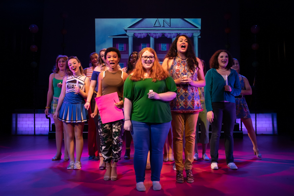 Photo Coverage: First look at Ohio University Lancaster's LEGALLY BLONDE The Musical!