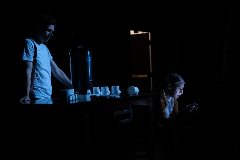 BWW Review: Intiman's THE EVENTS - A Powerful Piece, Interrupted