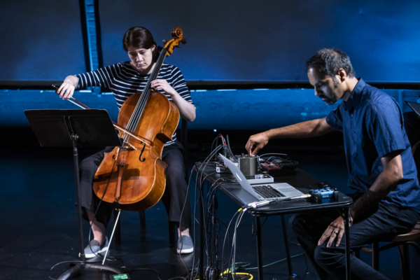 Photo Flash: First Look at Melisa Tien's SWELL at Here Arts Center