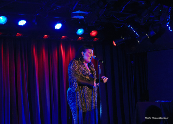 Photo Flash: The Beechman Spotlight: The Garden Of She-DEN Joey Arias and Sherry Vine