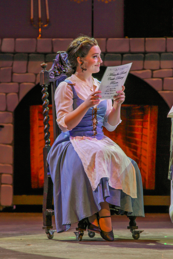 Photo Coverage: BEAUTY AND THE BEAST at the Pinewood Bowl, Lincoln