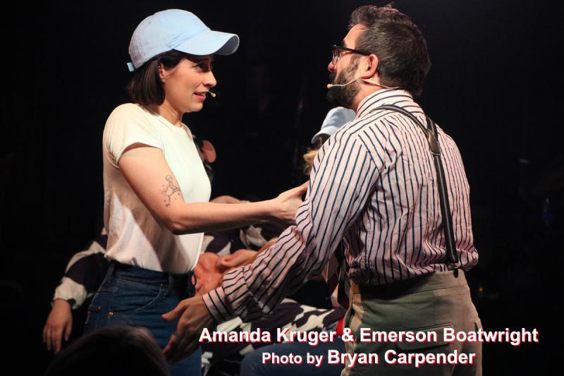 BWW Review: UMPO Hits It Out Of The Park With A LEAGUE OF THEIR OWN