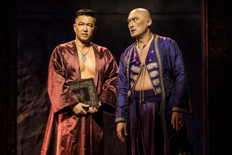 BWW Review: Kelli O'Hara Whistles Her Way into Japan in THE KING & I
