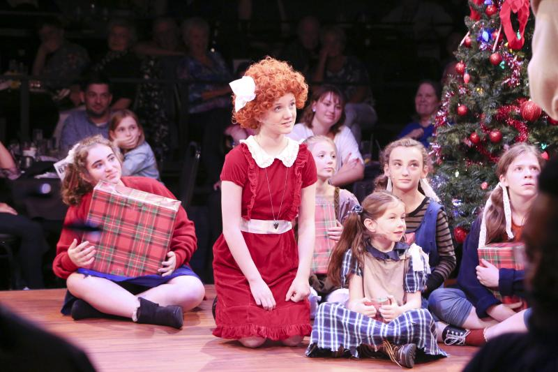 BWW Review: ANNIE Is Looking Swell and Spiffy in Sparkling Chaffin's Barn Revival