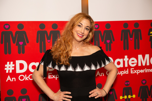 Photo Coverage: Sara Bareilles, Gavin Creel, James Harkness, and More Attend Opening Night of #DATEME!