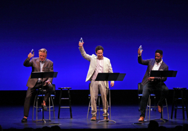 Alec Baldwin, Rob Morrow, and Blair Underwood