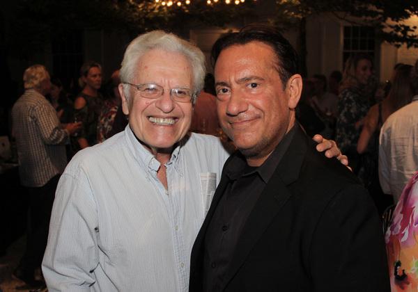 Jerry Zaks and Eugene Pack Photo