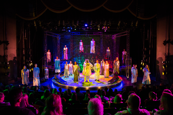 Photo Flash: CHILDREN OF EDEN At Aurora Theatre