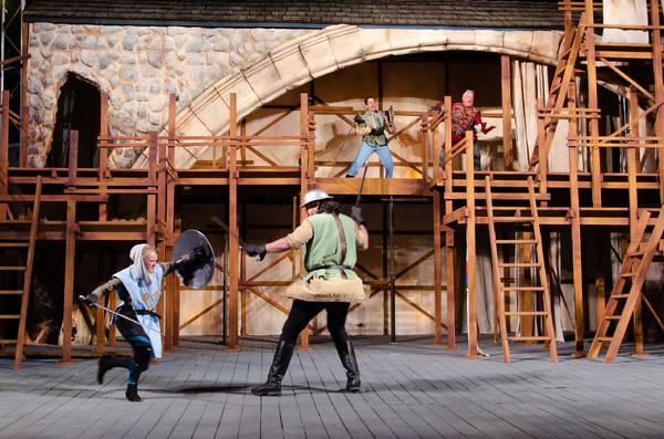 Photo Flash: First Folio Theatre Presents HENRY V