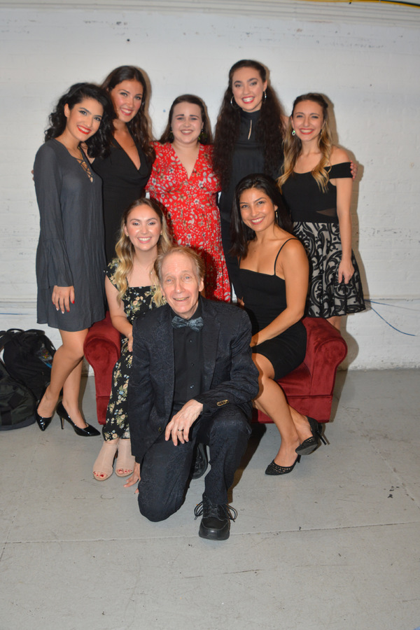 Photo Coverage: Backstage with the Cast of BROADWAY'S RISING STARS 2019