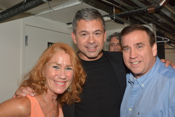Creative Team-Sue Delano (Choreoghraper), John Fischer (Musical Director) and Bill Da Photo